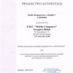 Autoryzacja progamów firmy Syplex
