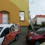 Instalacja kamery obrotowej w przedszkolu we Lwówku Śląskim