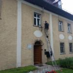 Instalacja alarmu na parafii
