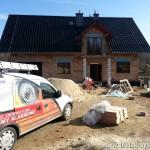 Zabezpieczenie budowy