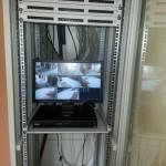 Szafa Teleinformatyczna z systemem rejestracji obrazu