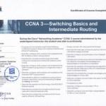 Certyfikat CISCO - Przełączniki i urządzenia sieciowe