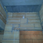 Instalacja Systemu alarmowego w domu w surowym stanie