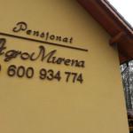 Monitoring w Pensjonacie Agrumurena