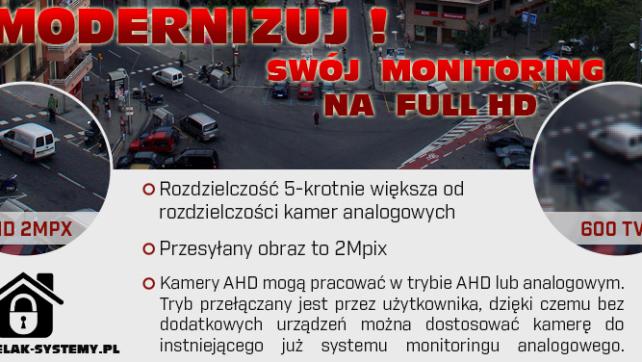 Promocja na modernizację TRWA :)