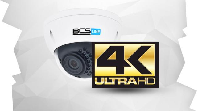 Telewizja Dozorowa CCTV 4K ULTRA HD