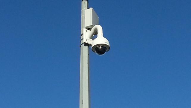 Instalacja kamer obrotowych IP okolice Lubania