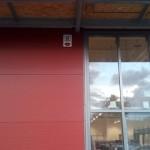 Instalacja zabezpieczenia w centrum handlowym