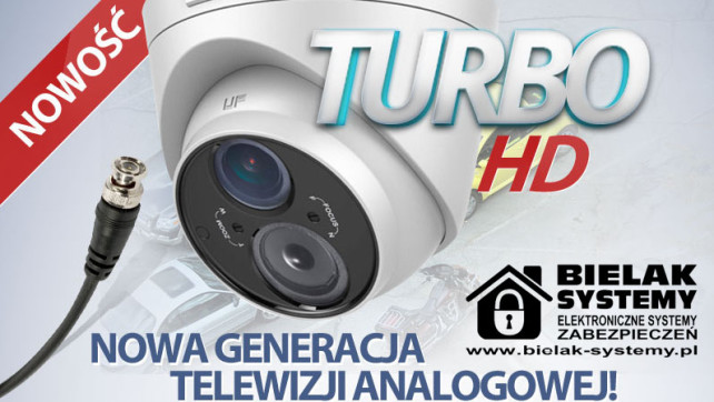 Monitoring Turbo HD 2Mpx FULL HD
