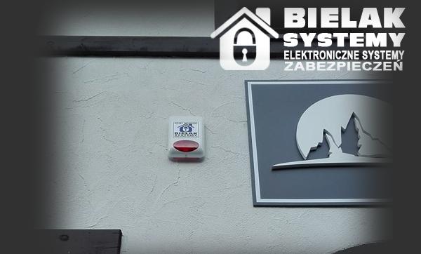 Monitoring oraz system alarmowy Szklarska Poręba