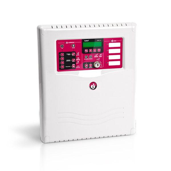 CSP-204 SATEL Konwencjonalna centrala sygnalizacji pożarowej, 4 linie dozorowe