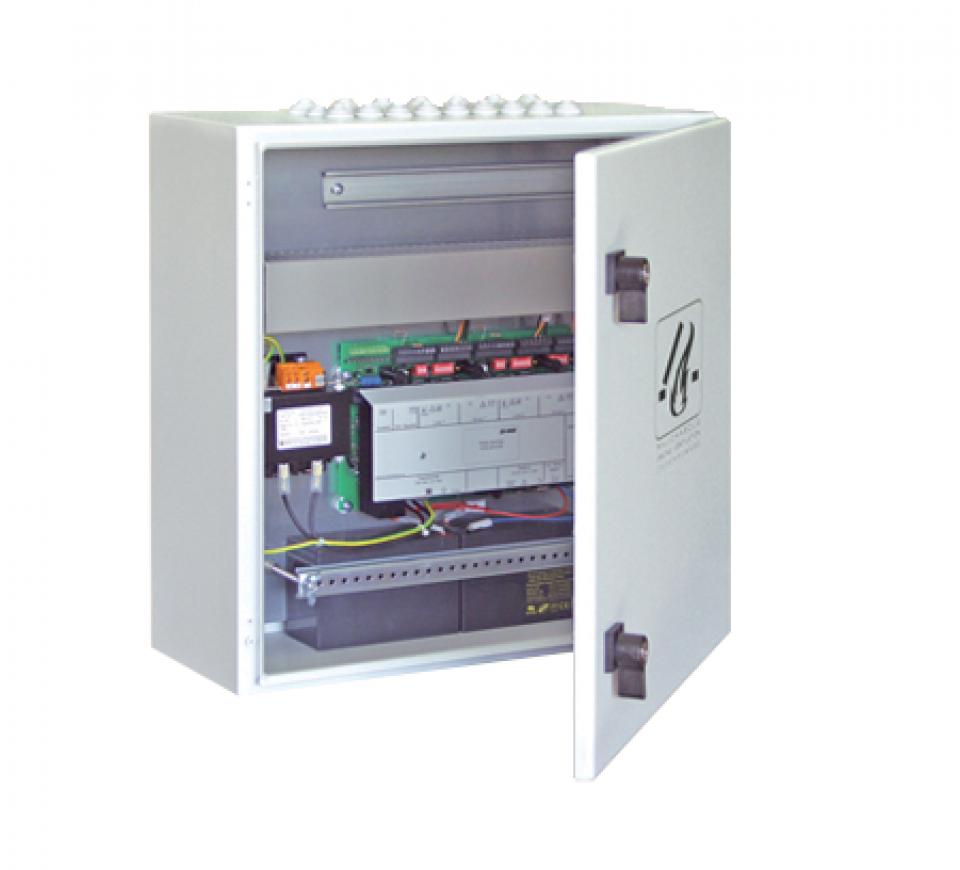 RZN 4416-M D+H Modułowa centrala oddymiania