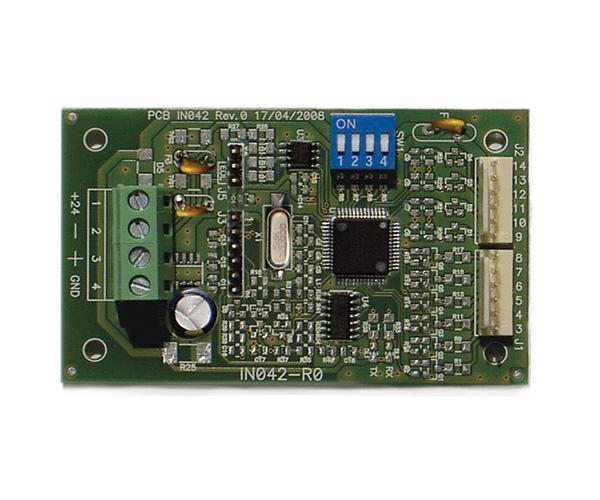 SMART485IN INIM Adapter do standardowego interfejsu