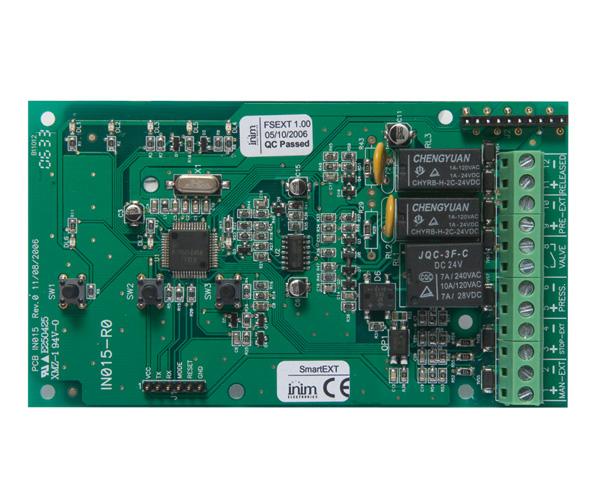 SmartLetLoose/ONE INIM Jednokanałowy moduł sterowania systemem gaszenia do central SmartLine / SmartLight