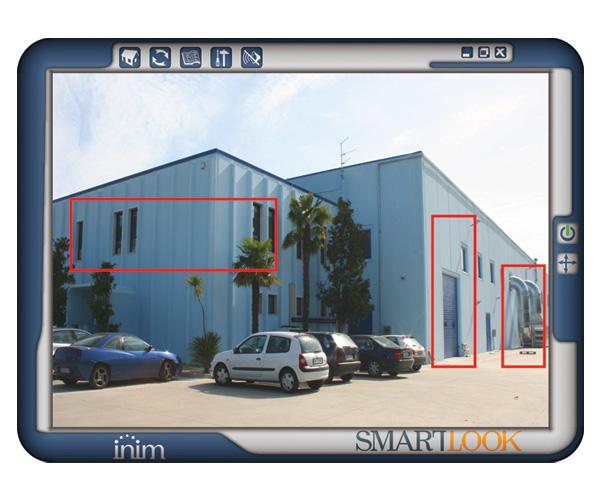 SmartLookF01L INIM Scentralizowane oprogramowanie monitorujące dla systemów alarmowych i pożarowych firmy INIM