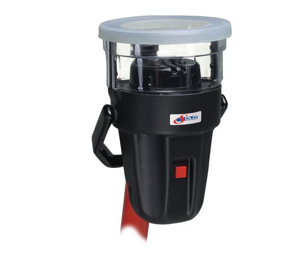 SOLO461 INIM Bezprzewodowy, akumulatorowy, nawiewowy tester czujek ciepła