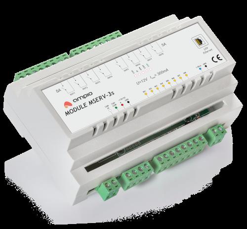 MSERV-3s Serwer IP