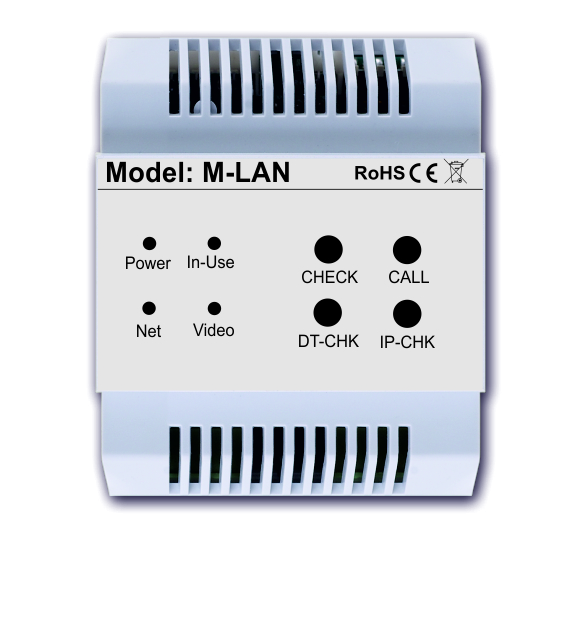 M-LAN Moduł sieciowy