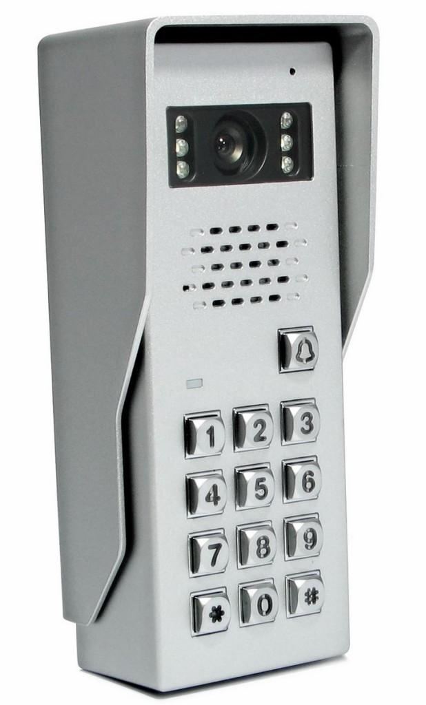 S50D – Stacja bramowa wideodomofonu