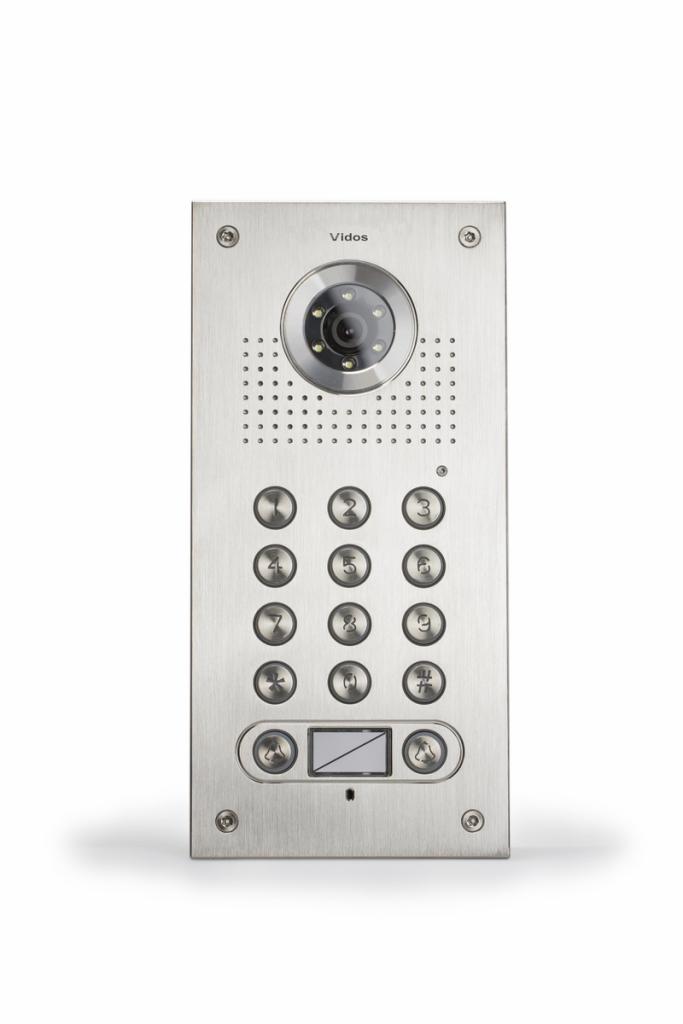 S562D – Stacja bramowa wideodomofonu