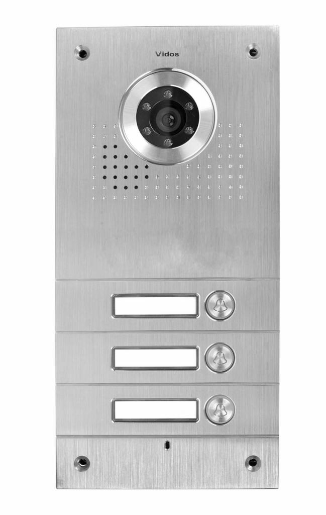 S563 – Stacja bramowa wideodomofonu
