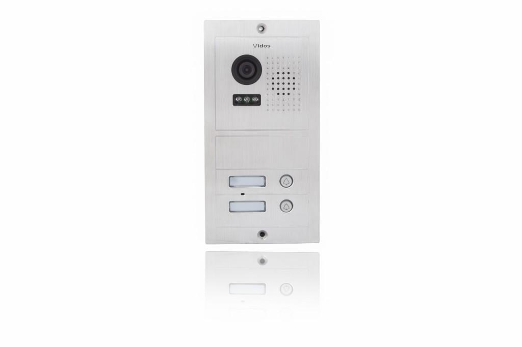 S602 – Stacja bramowa wideodomofonu