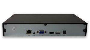 Rejestrator MSJ-NVR-6109PRO-5MP tył Bielak-Systemy