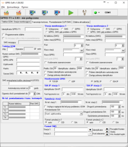 Konfiguracja systemu alarmowego Bielak-Systemy