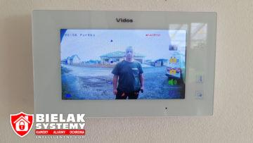 Bielak Systemy instalacja VIDOS Nowogrodziec