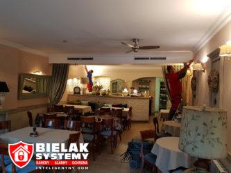 Restauracja Gryfów Śląski Pasja, darmowy dowóz Monitoring