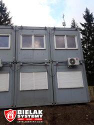 Polana Jakuszycka instalacja systemu monitoringu