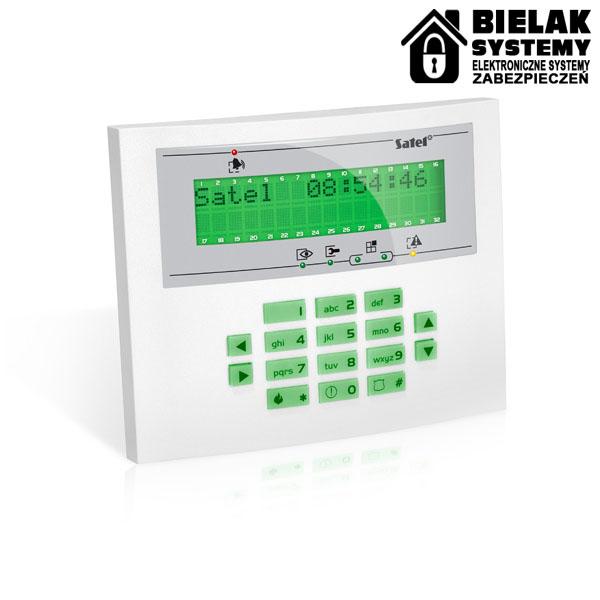 Manipulator LCD INT-KLCDL-GR