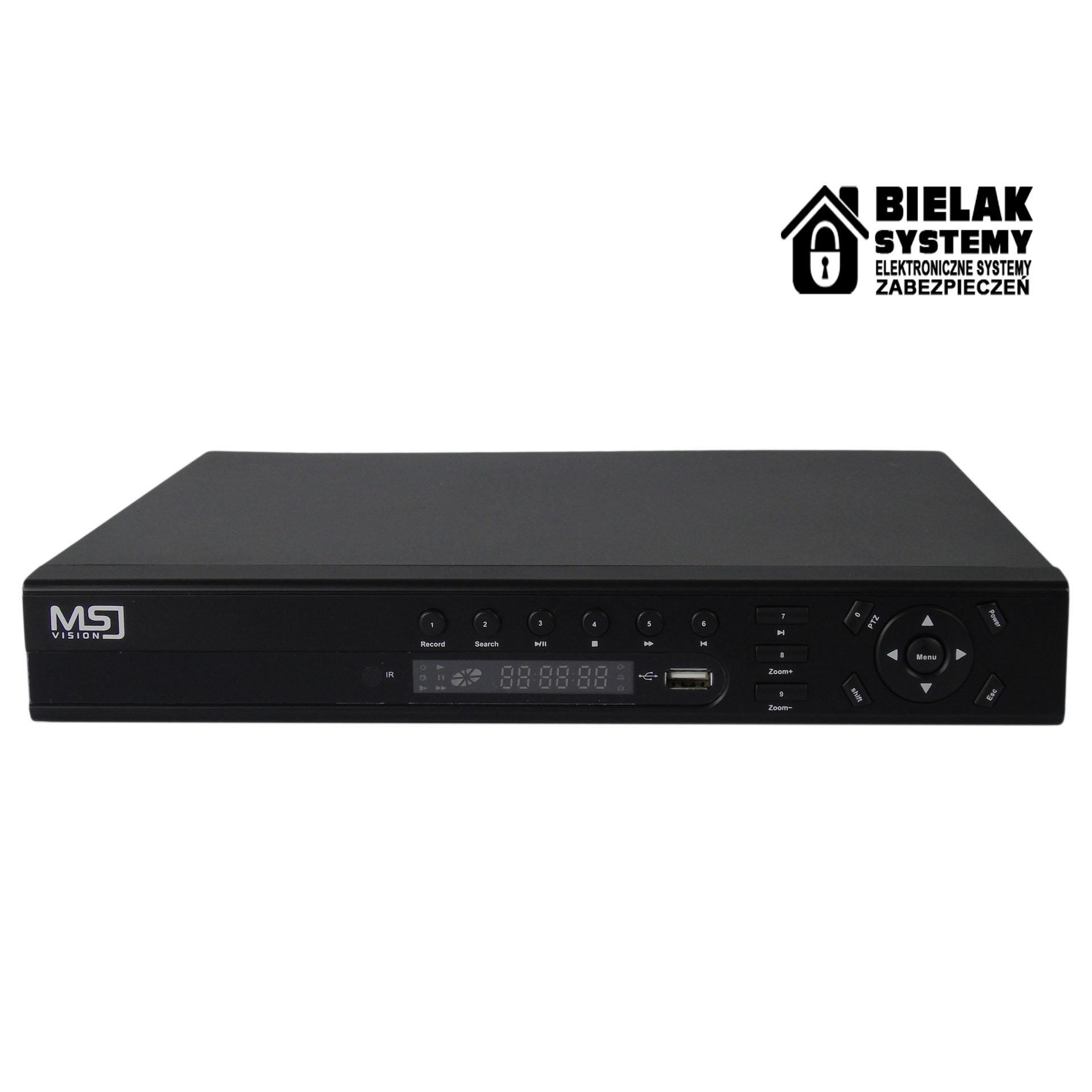 MSJ-HBR-7216H 2HDD