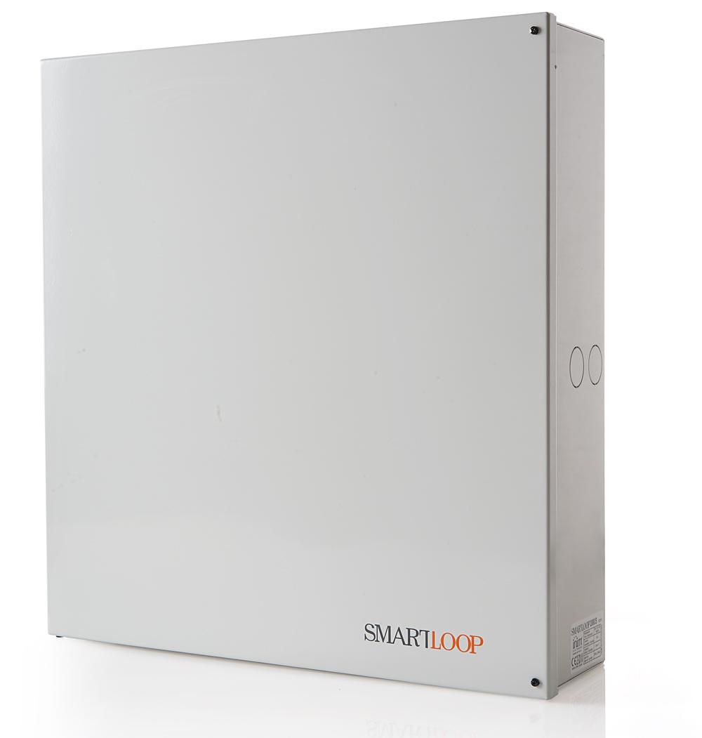 SmartLoop2080/S INIM Adresowalna centrala przeciwpożarowa z obsługą do 480 urządzeń, rozszerzalna do 8 pętli