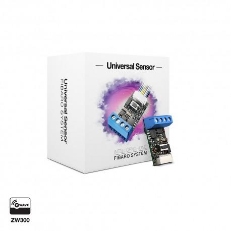 Czujnik Fibaro Universal Binary Sensor FGBS-001