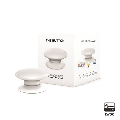 Fibaro The Button FGPB-101-1 biały