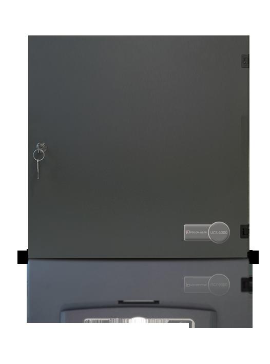 UCS-6000 4A (1x4A) Polon-Alfa Uniwersalna centrala sterująca