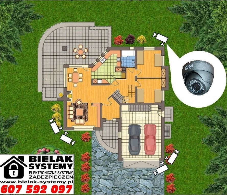 Cyfrowy system monitoringu domu