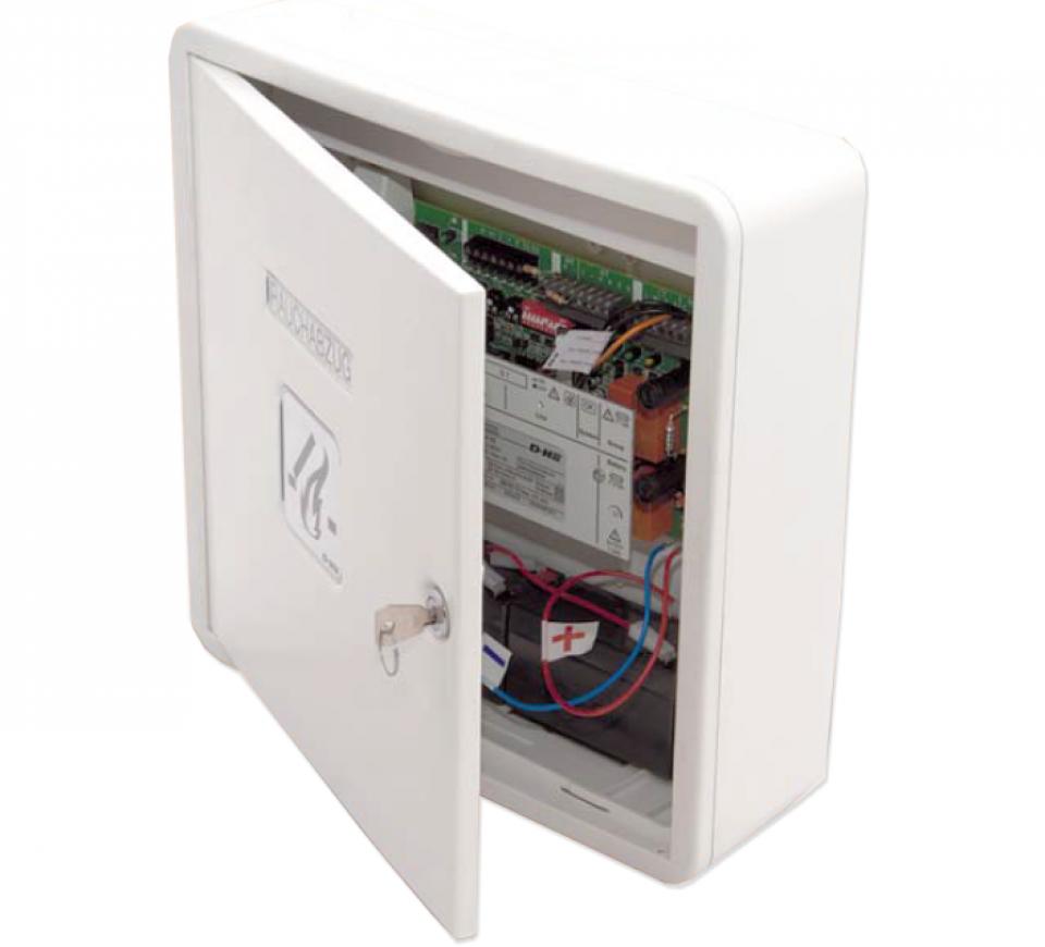 RZN 4404-MS D+H Modułowa centrala oddymiania w stalowej obudowie