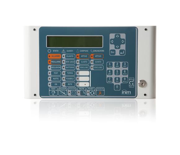 SmartLetUSee/LCD INIM Terminal wyniesiony z wyświetlaczem LCD