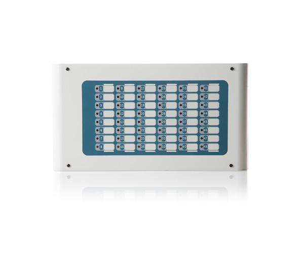 SmartLetUSee/LED INIM Terminal wyniesiony z 48 diodami LED
