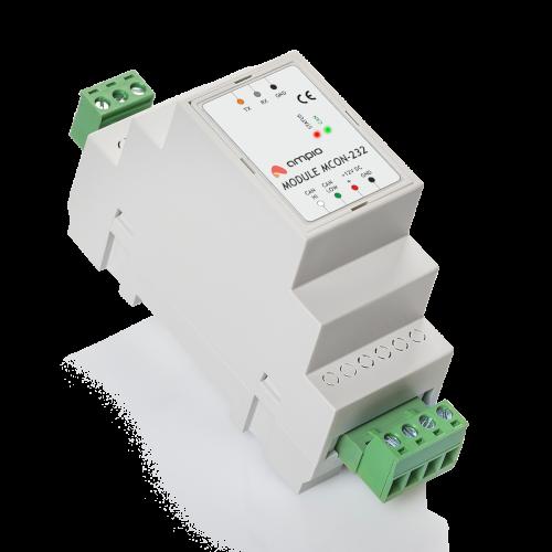 MCON232 integrator RS232