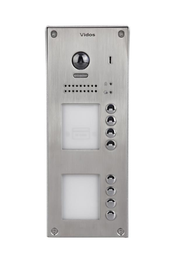 S1108A Stacja bramowa wideodomofonu