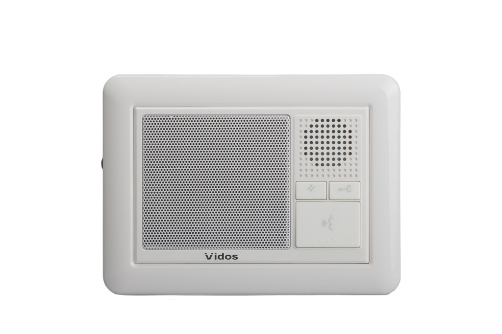 M361W – Unifon głośnomówiący do systemów wideodomofonowych
