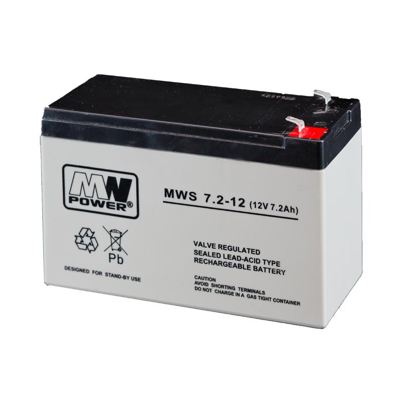 Akumulator MWPower zdjęcie 7,2Ah