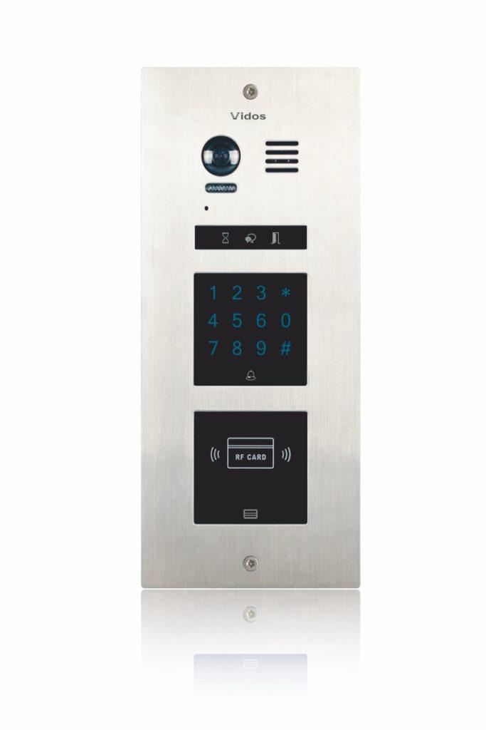 S1500DA Stacja bramowa wideodomofonu