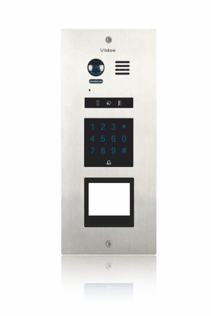 S1500DL Stacja bramowa wideodomofonu