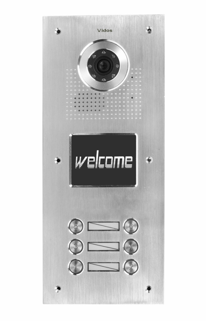 S556A – Stacja bramowa wideodomofonu