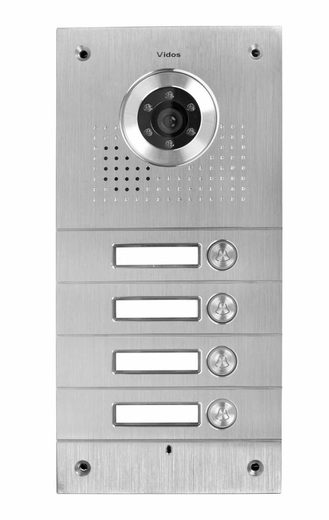S564 – Stacja bramowa wideodomofonu