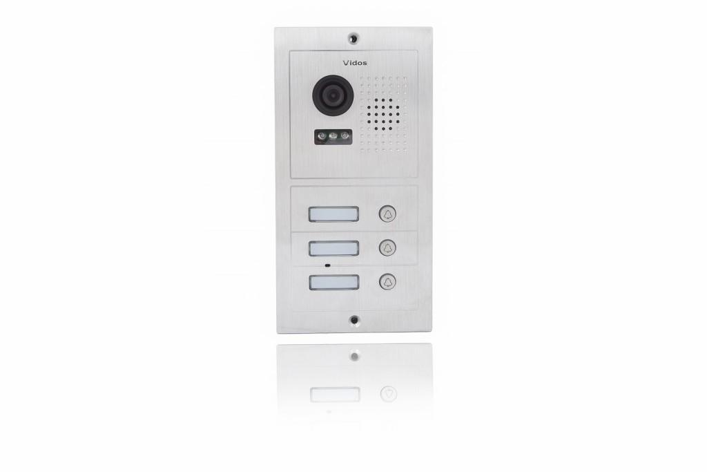 S603 – Stacja bramowa wideodomofonu